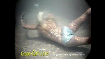 Jessica Kane is stripped and groped underwater