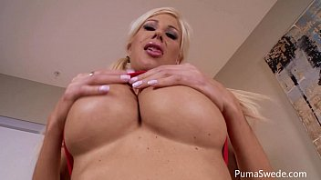 Swedish Dirty Girl Puma Swede!
