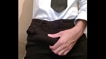 My Bulge Throbbing On Social Pants