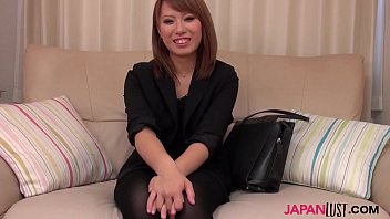 Cute MILF Kana Takanasi gets doggystyle thumbnail