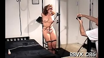 Naked babe is touching her wet and juice cunt