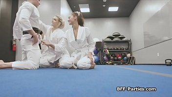 Self defense training turns to private foursome