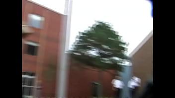 Mini falda en la calle