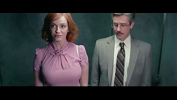 Celebrities in the nude - Christina hendricks in the family tree 2011