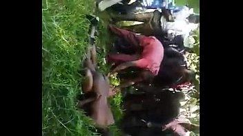 Team mafisi kenya in action