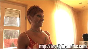 Granny Loves Fucking