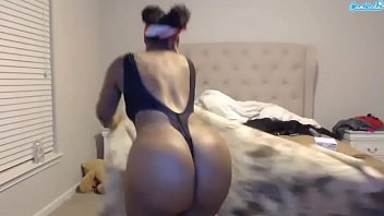 Zylah D ebony HUGE ass