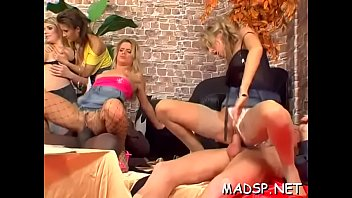 Xxx young drunk - Hot bitches get messy as they jump on long stiff schlongs