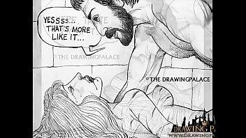 Adult comics brutal sex Brutal hentai sex slave fucking