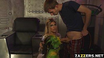 Eva and Tiffany wanted Dannys big cock