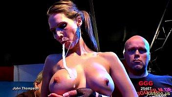 Viktoria is a beautiful cock pleaser - German Goo Girls