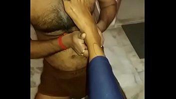 Pathetic Slave Sucking Mistress Soma's Feet