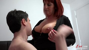 AgedLovE Beau Diamond Enjoying Horny Handy Stud