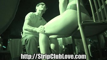 Stripper takes a dick in her ass