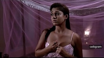 Nayanthara nude latest - Nayanthara hot navel and boobs compilation