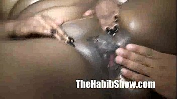 New pussy banged by BBC Redzilla first time on tape