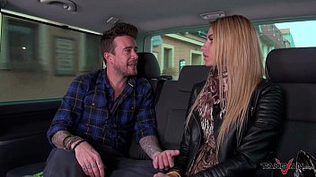 Just Divorced Model Use Dude In Van For Personal R. To Ex-Husband