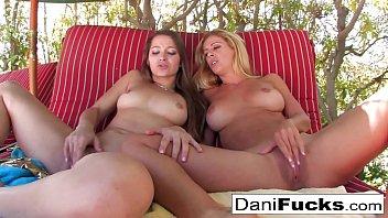 Dani Daniels Fucks Her Busty Friend Cherie Deville