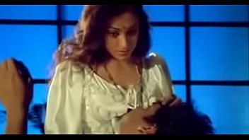 Horny shobhana fucking with nagarjuna- shobhana bedroom scene (sex scene)