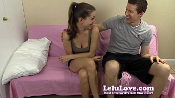 Lelu Love-First Date Cunnilingus Blowjob Cumshot