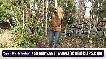 Tied up doggie style Jocoboclips.com - tied up handcuffed fucked in distress
