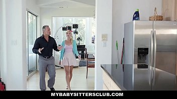 Baby erotic sitter story - Mybabysittersclub - super cute babysitter fucks for money