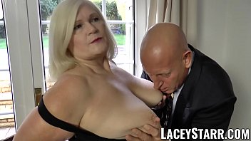 Grannies uk blowjobs Laceystarr - naughtiest grandma analled before cumshot