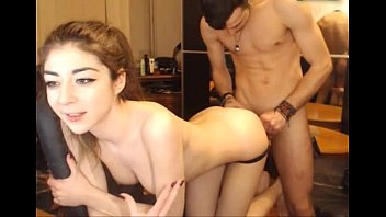 Sexy Young couple fucking hard on Live69Girls.Com