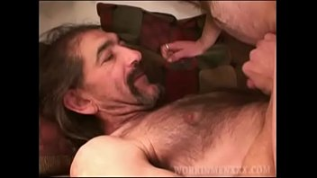 Mature Amateurs Herman and Jeff Fuck Thumb