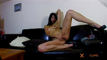 Ana Ribera Webcam - Brunatte Slut Masturbates for you