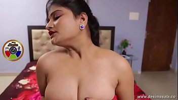 desimasala.co - Sashi aunty huge boob grabbed and enjoyed