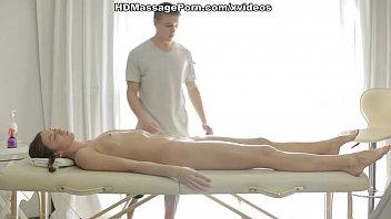 Hot massage girl enjoys the wildest fucking session scene 2
