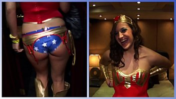 Sexy cart girls - Girls gone wild - hot brunette in sexy superhero cosplay plays with her wet pussy