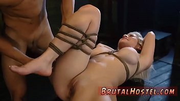 Extreme anal compilation hd Big-breasted platinum-blonde bombshell