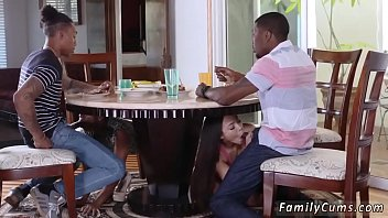 Family nude beach and dad fucks boss' companion's daughter while