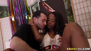 Busty Ebony Jezabel Vessir Loves Anal Sex