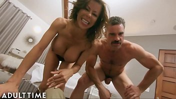 Adult datbase - Adult time hot wife alexis fawx cucks u with police officer
