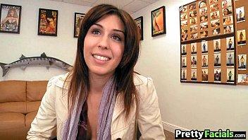Amazing Newbie Facial Natalie Nunez 1 2.1