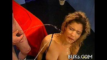Naked amature dutch Juicy irrumation with titty fuck