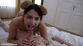 Two crazy hot girls in a threesome - Mary Kalisy and Valentina Nappi