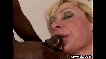 Hot milfs and big dicks - Lilli gets black dick anal