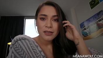 Permission - Meana Wolf - Taboo pornhub video