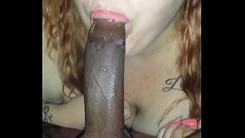 Samantha Paige sucking my dick, nutload
