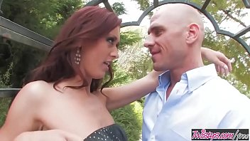 Twistys - (Karlie Montana, Johnny Sins) starring at Naughty Girl In The Garden tumblr xxx video