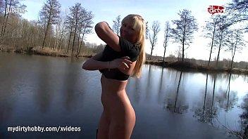 Punca fuka ob jezeru