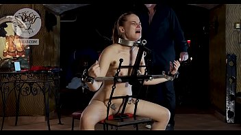 Bondage torture whip tgp Russian girl whipped until she cries