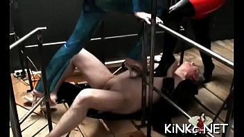Sweetheart takes slave for horseride