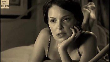 Naked pics of katherine heigl Katherine heigl shows feet on bed sepia