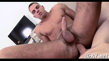 Free gay huge cumshot videos Callous anal tunneling for nellie