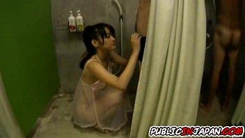 Shou Nishino Asian Doll Has Public Sex At Japanese Whores